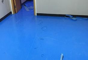 骑士医院商用地板胶