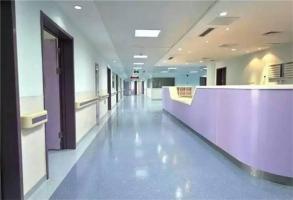 manbetx官网下载某儿童医院铺设PVC万博manbetx网站案例