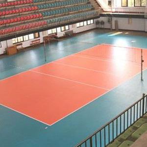 重庆PVC地板场地专业