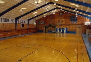 巴南篮球场地板